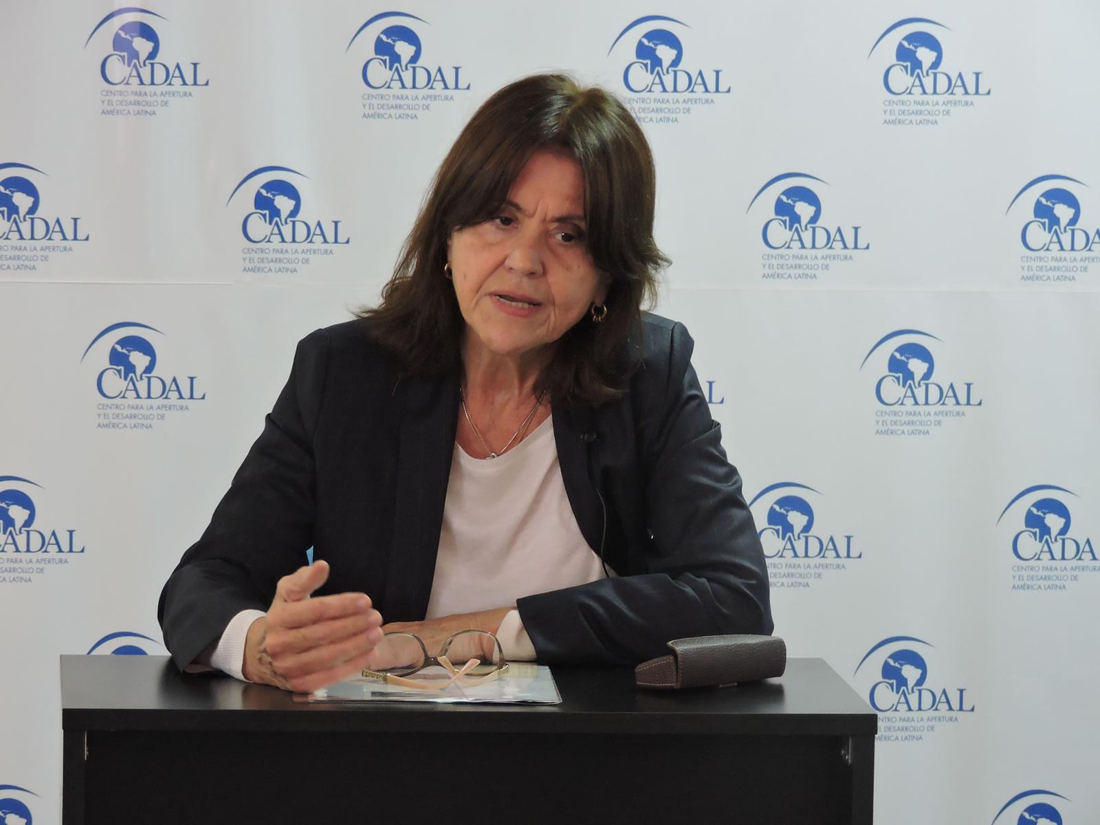 Liliana de Riz - Gobernar el cambio con Cambiemos