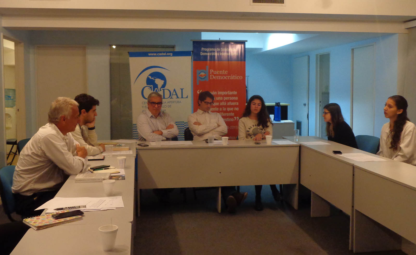 Reunión ampliada del Comité Ejecutivo