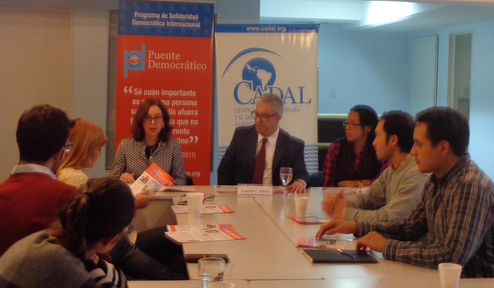Presentación del Diálogo Latino Cubano