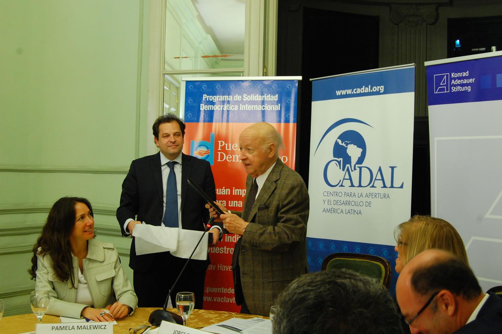 CADAL realizó conferencia anual en sede de la Cancillería