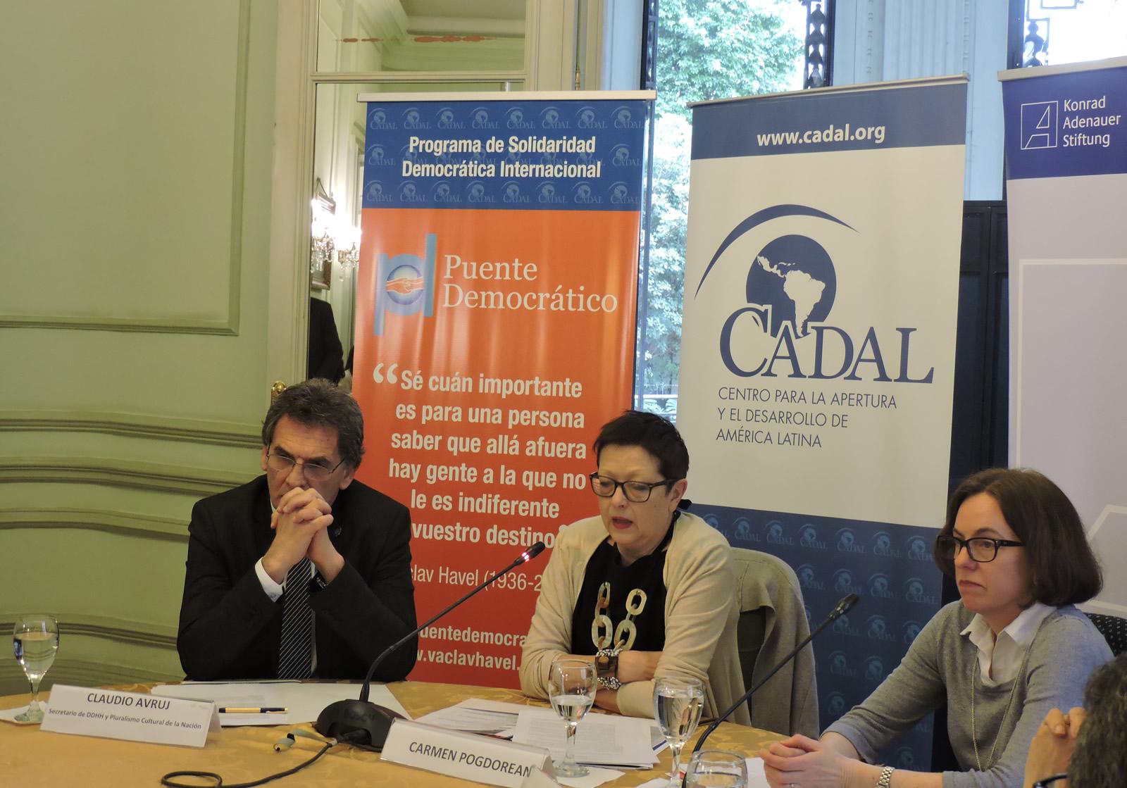 Conferencia Día Internacional en Recuerdo de las Víctimas del Totalitarismo