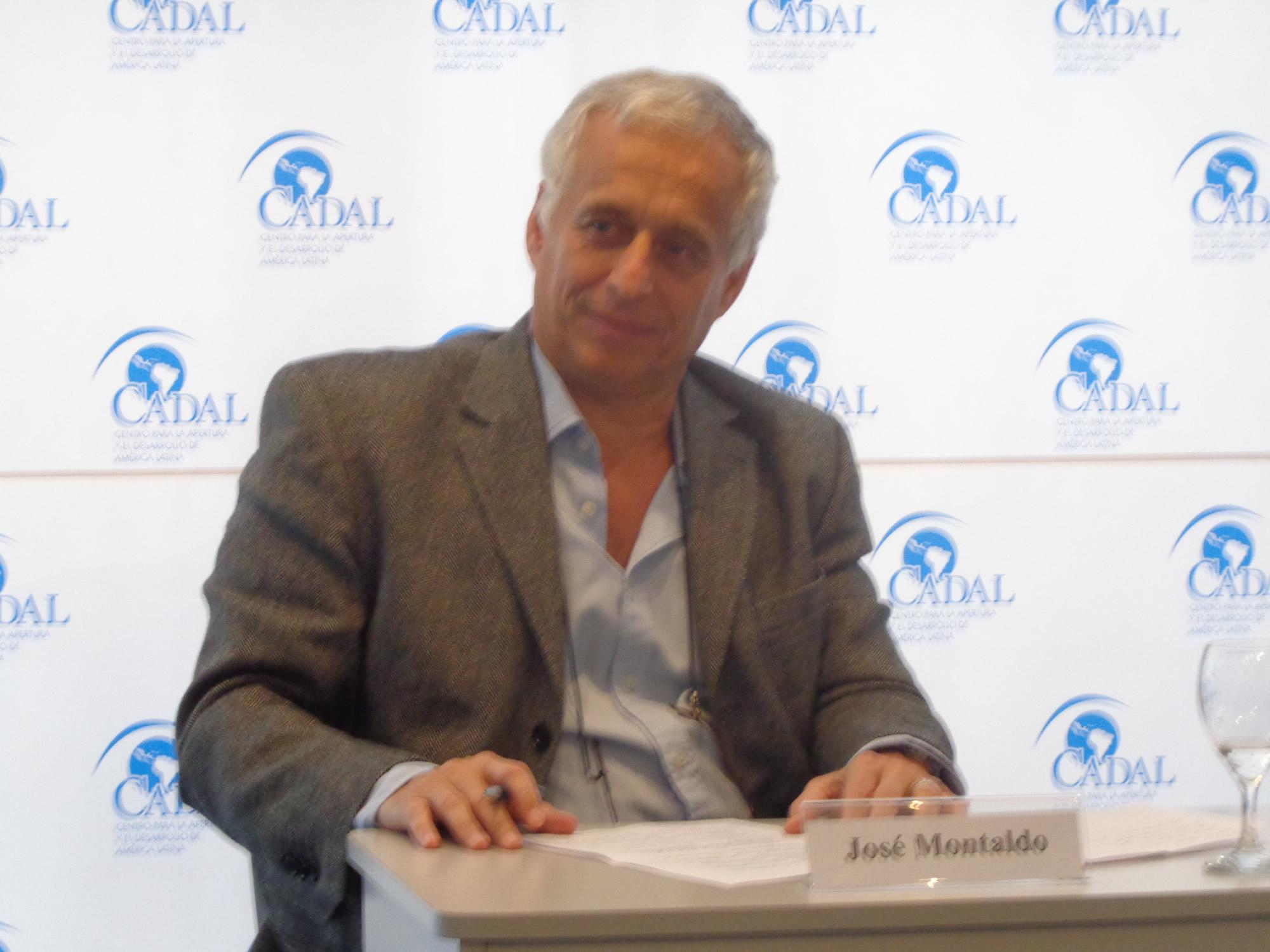 José Montaldo en CADAL