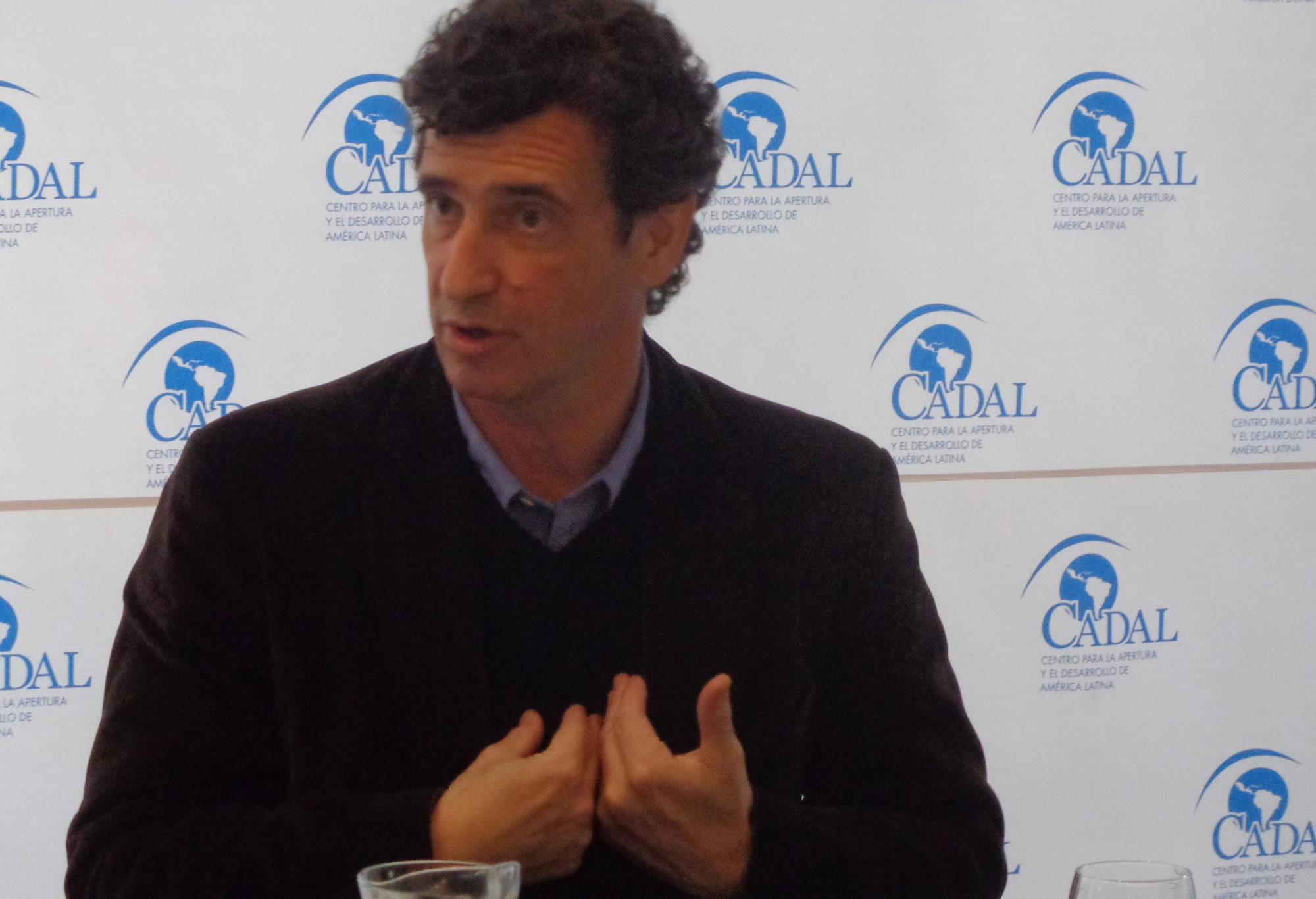 Marcos Novaro en CADAL