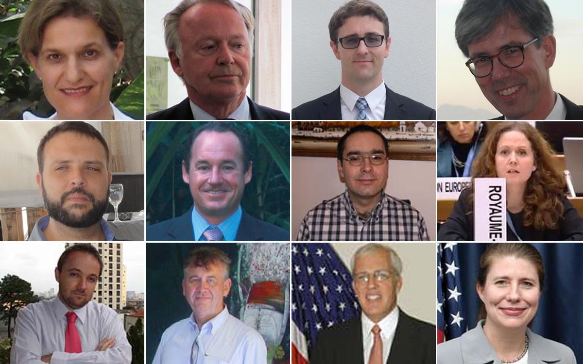 Ganadores del Premio Diplomacia Comprometida en Cuba