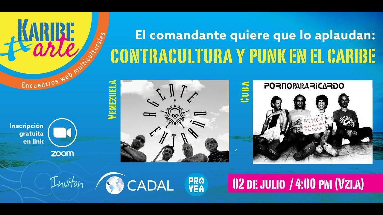 Contracultura y punk en el Caribe