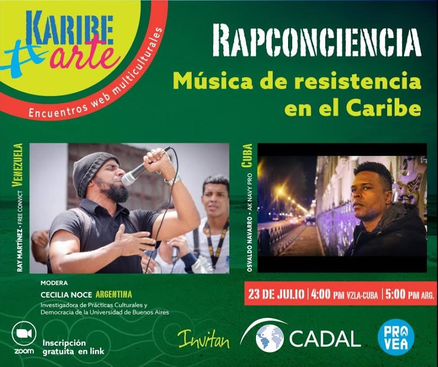 Rapconciencia: música de resistencia en el Caribe