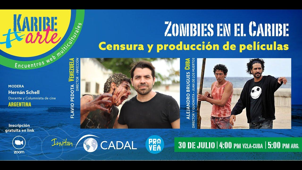 Zombies en el Caribe: censura y producción de películas.