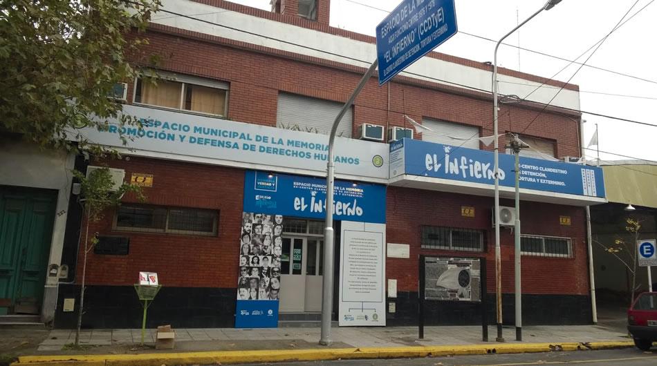"""Centro Clandestino de Detención """"El Infierno"""""""