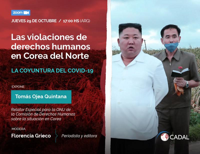 Las violaciones de derechos humanos en Corea del Norte