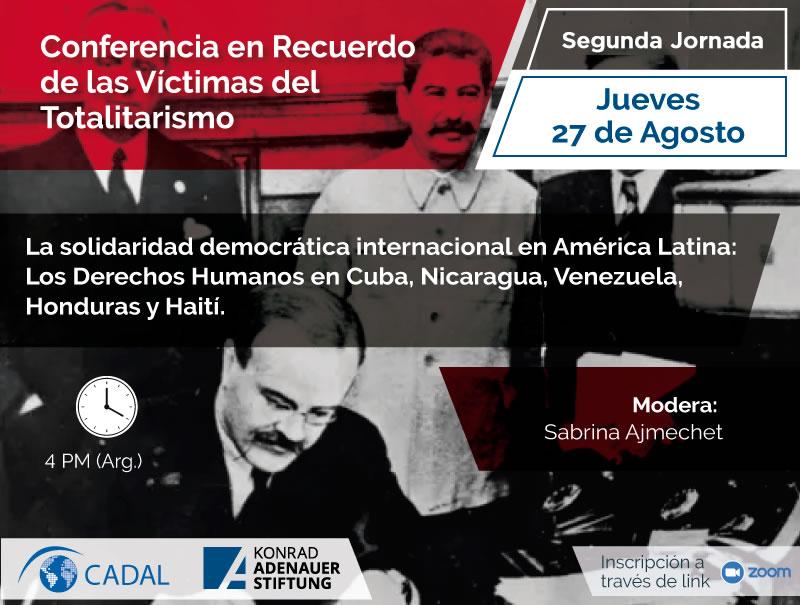 La solidaridad democrática internacional en América Latina