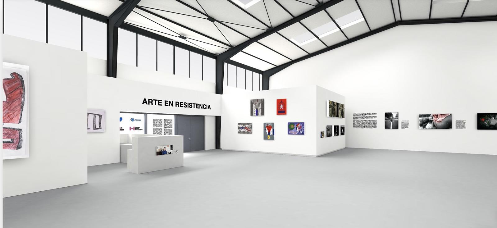 «Arte en resistencia»: exposición digital del Movimiento San Isidro