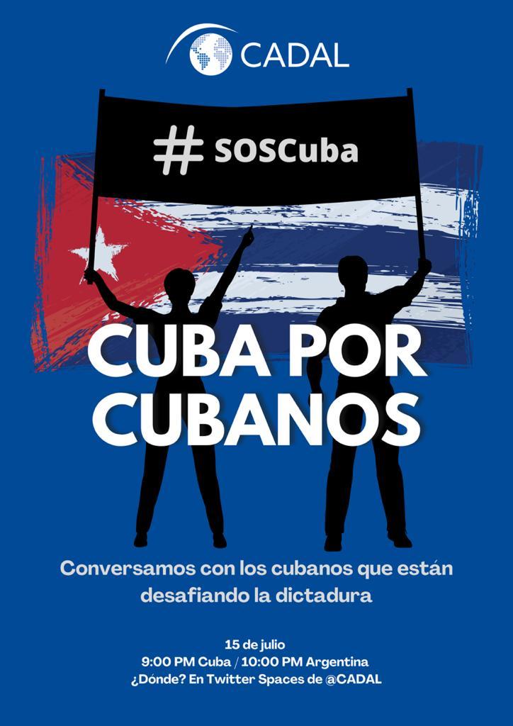 #SOSCuba - Cuba por Cubanos