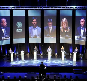 Un debate para la Argentina posible, sin lugar para los K