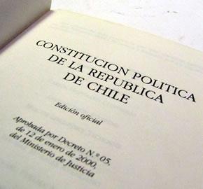 Ninguna reforma m�s, salvo por la nueva constituci�n