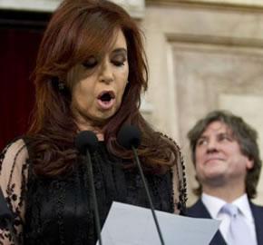 Fraude y tiros, avalados por la violencia verbal de Cristina