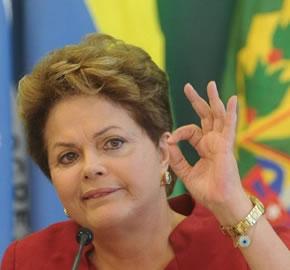 Dilma Rousseff, dura de matar
