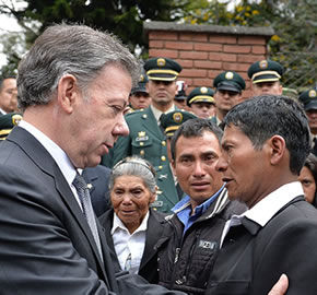 La guerra y la paz en Colombia