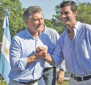 La divisi�n del PJ, m�rito de Macri y de los K