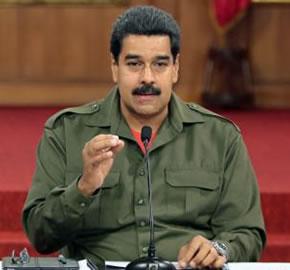 Nicol�s Maduro, privatizador