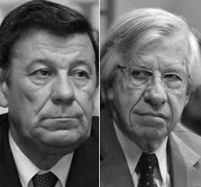 Dos ex vicepresidentes y una misi�n para Uruguay