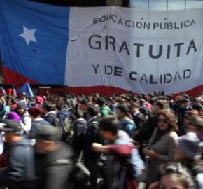 El pedregoso camino del proyecto que reforma el sistema de educaci�n superior chileno