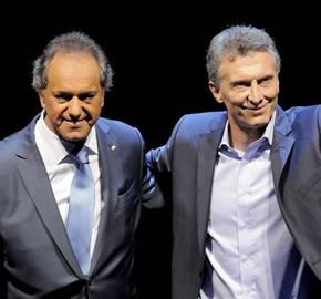 Elecci�n presidencial en la Argentina: Los l�mites al debate y el cambio