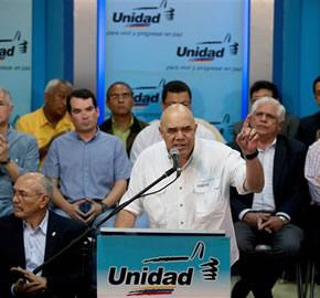 Un radar para la oposici�n venezolana