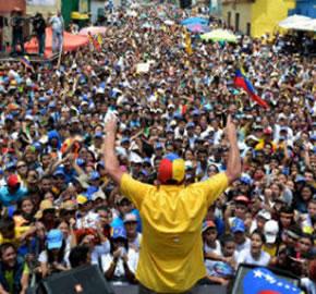 Salvando la democracia en Venezuela