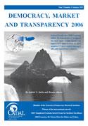 Democracia, Mercado y Transparencia 2006