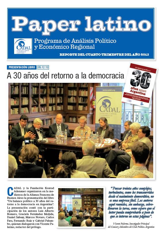 Paper Latino  4 - 2013