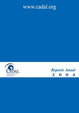 Reporte Anual 2004