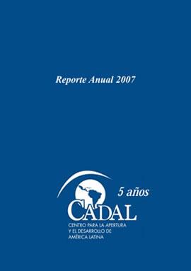 Reporte Anual 2007