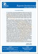 Reporte Institucional del Primer Semestre 2007